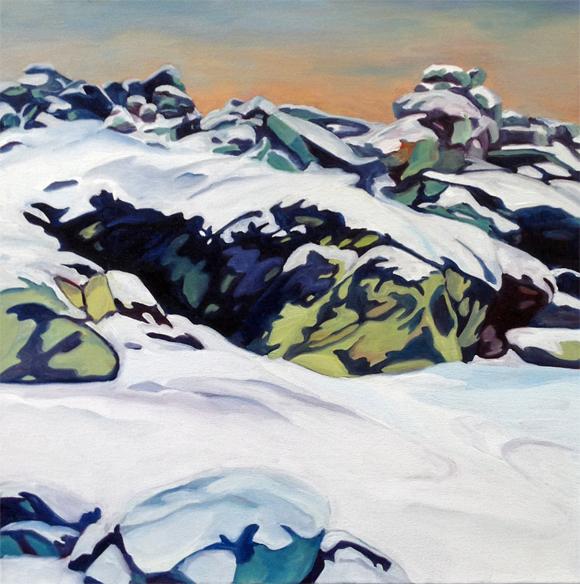 Snow Rocks Weir Farm